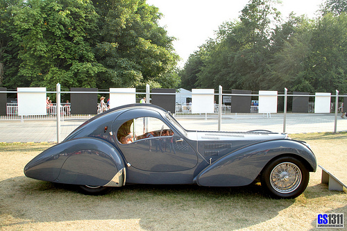 1936 Bugatti 57S Atlantic © Georg Sander with CCLicense