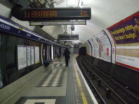Holborn Station image © Sunil060902