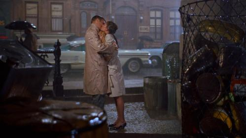 Audrey Hepburn and George Peppard, Breakfast at Tiffany's