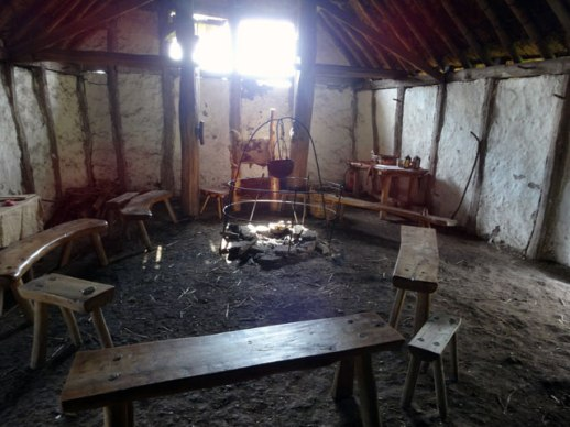 Storytelling Hut, Bedes World Museum, Jarrow, UK image © Mount Pleasant Granary.net with CCLicense