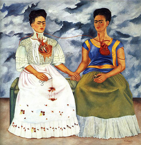 The Two Fridas, Frida Kahlo, 1939