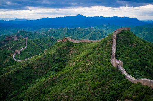Great Wall of China near Jinshanling,  © Severin.stalder with CCLicense