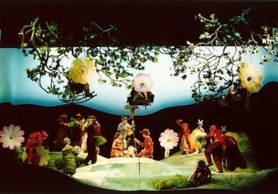 Cunning Little Vixen, Scottish Opera, 2011