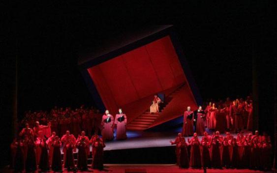 Macbeth, Verdi, Teatro alla Scala, Milan, Italy, 2008