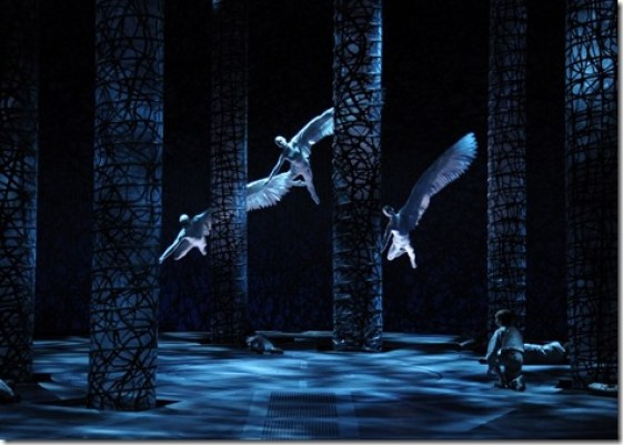 Parsifal, Wagner, Lyric Opera of Chicago, 2013