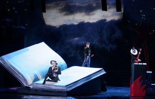 Don Quichotte, Mariinsky Theater, Saint Petersburg, Russia, 2011