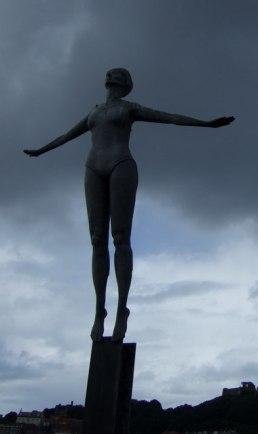Craig Knowles, The Diving Belle, Vincent's Pier, Scarborough, UK Image © JThomas with CCLicense