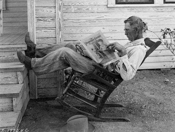 George W. Ackerman, The Progressive Farmer Public Domain Image via wikipedia