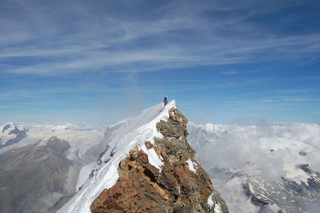 Summit of the Matterhorn © Oargi with CCLicense