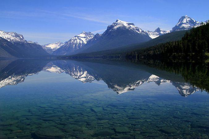 Reflection_on_Lake_McDonald_(7198413770)