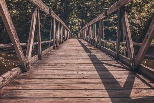 bridge-path-straight-wooden