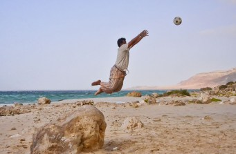 Beach Football, Socotra Island