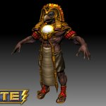 Smite – Neith vs. Ra (Jousting)