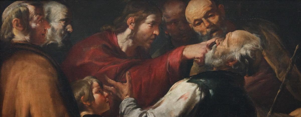 Mk 8:24 - Spojrzeć w górę czyli o błędach w tłumaczeniach