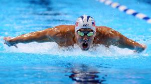 natation Michael Phelps