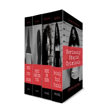 Seriously Stupid Criminals Boxset
