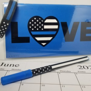 Blue Lives Matter Gift Set #2
