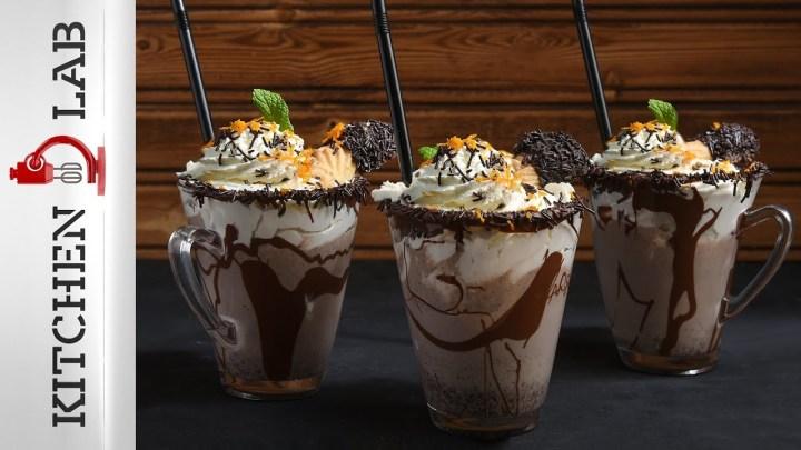 Γρήγορο ρόφημα σοκολάτας Επ.48 | Kitchen Lab TV | Άκης Πετρετζίκης
