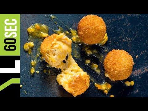 Κροκέτες με τυριά | Yiannis Lucacos