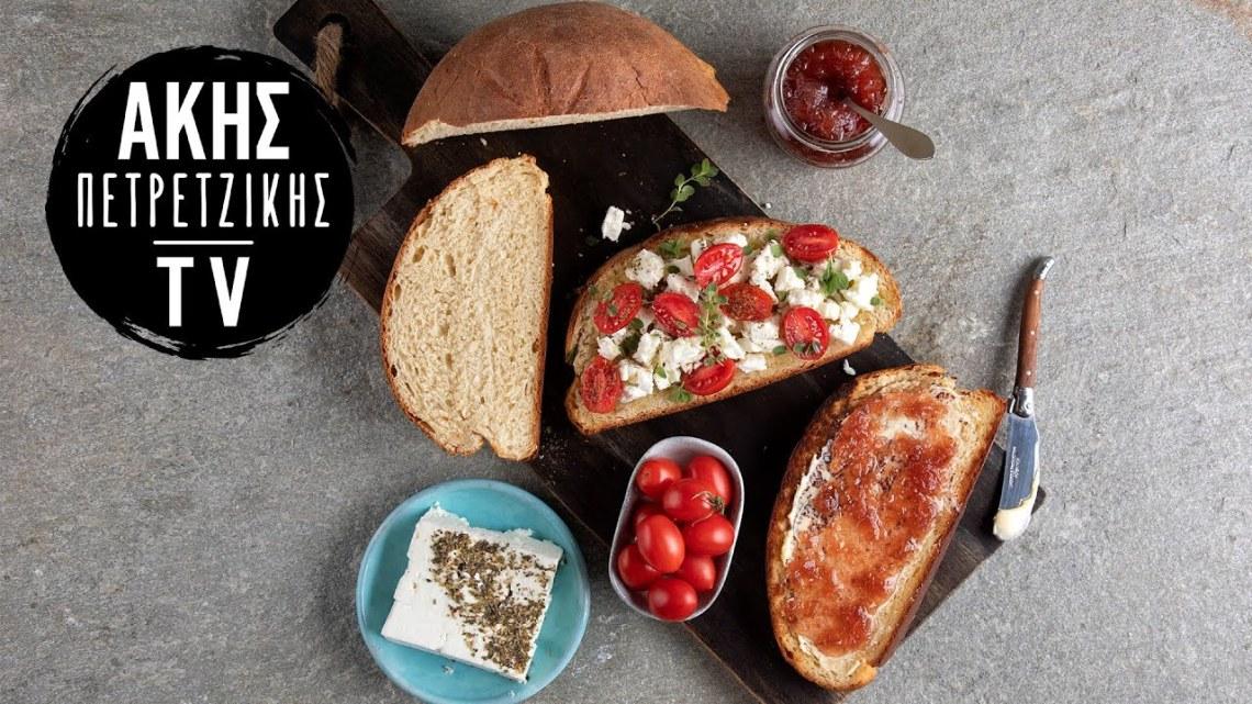 Ψωμί Πατάτας Επ. 27 | Kitchen Lab TV | Άκης Πετρετζίκης