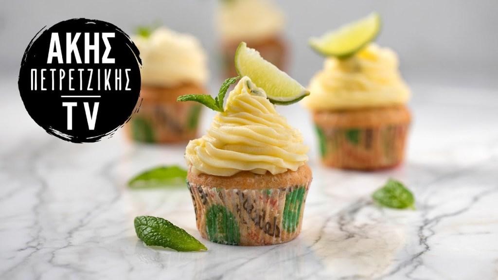 Mojito Cupcakes Επ. 61   Kitchen Lab TV   Άκης Πετρετζίκης
