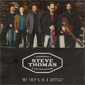 Steve Thomas, bluegrass, acoustic, Bonfire Music Group, Syntax Creative - image