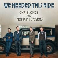 Chris Jones, The Night Drivers, bluegrass, Mountain Home Music Company, Syntax Creative - image