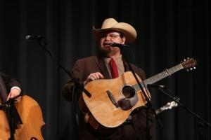 Junior Sisk, bluegrass, Mountain Fever Records, Syntax Creative - image