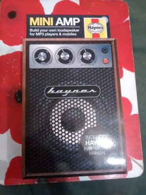 Haynes Build Your Own Mini Amp  Kit (Review)
