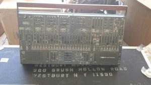 ARP 2600 Grey Meanie with 3604 Keyboard