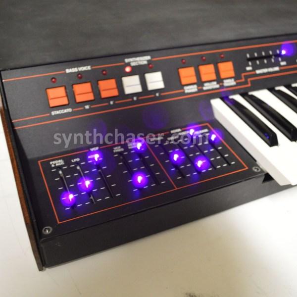 ARP Omni 2 LED Slider Kit