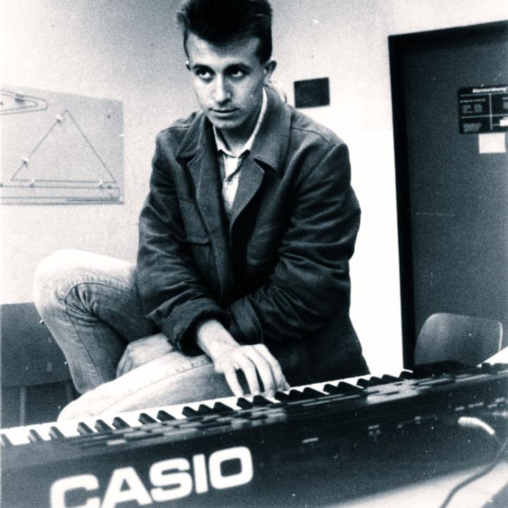 1986 mit dem Casio CZ-3000