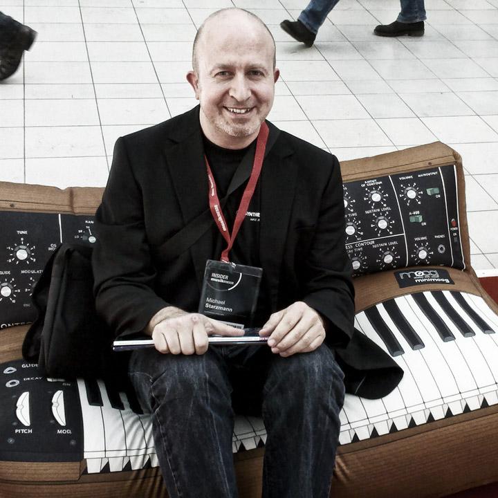 MeikyMoog Synthesizer Musikmesse 2016 Frankfurt
