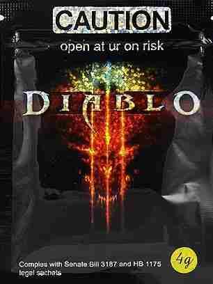 Buy Diablo Botanical Incense Online | Cheap Diablo Incense 3g | Order Bulk Diablo Incense Wholesale