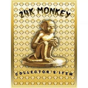 24K Monkey Incense | 24K Monkey Incense Classic 10g | Collector's Item