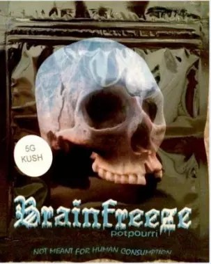 Cheap brainfreeze Incense For Sale | Brain freeze herbal incense