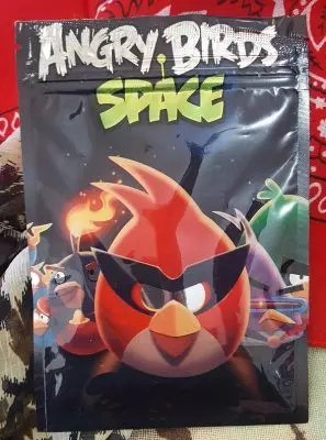 Angry Birds Space Incense Buy K2 Herbal Potpourri For Sale 10g