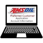 Amsoil Preferred Customer Application Form