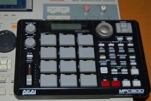 Akai MPC 500