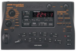 Zoom ST 224 Sampletrak