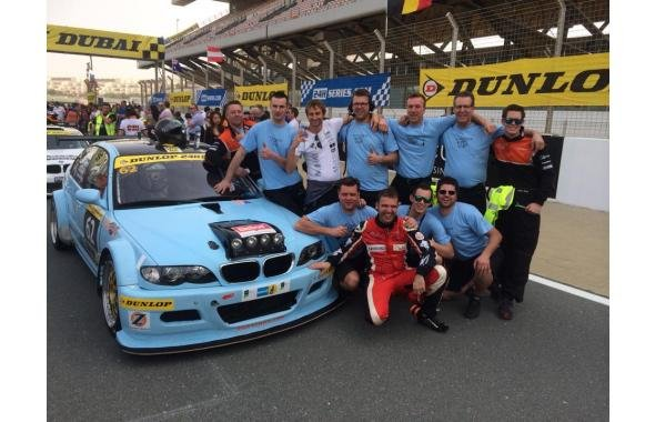 JR Motorsport - BMW E46 - 24hours of Dubai A5 class - Syntix Innovative Lubricants