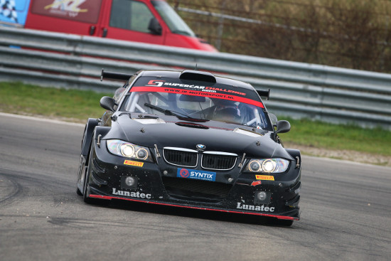 JR Motorsport - BMW M3 Silhouette - Syntix Innovative Lubricants