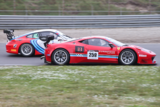 JR Motorsport - Porsche Carrera - Ferrari 458 - Supercar Challenge - Syntix Innovarive Lubricants