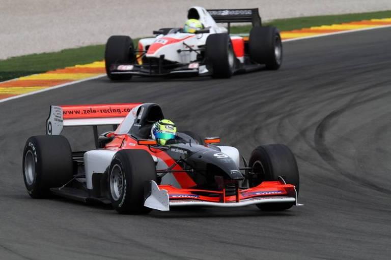 Zele Racing - AutoGP - Paul Ricard - Syntix Innovative Lubricants