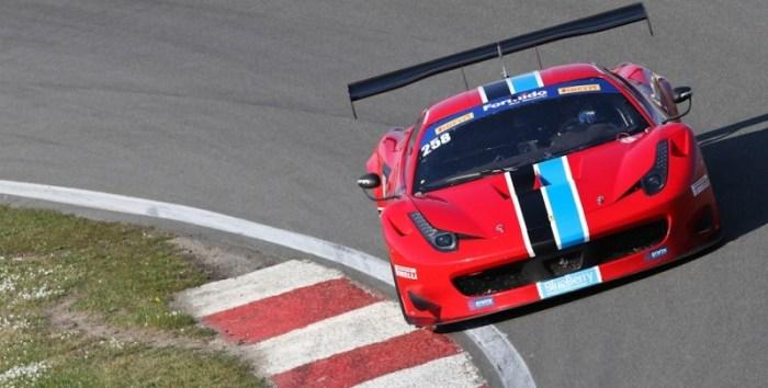 Supercar Challenge - BRCC - Ferrari 458 GT3 Syntix - Syntix Innovative Lubricants