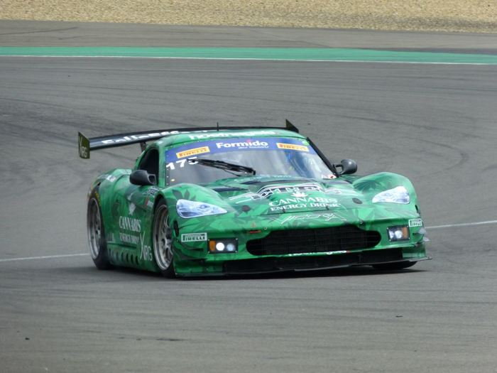 Syntix Supercars - Nurburgring - Dodge Viper - Syntix Innovative Lubricants