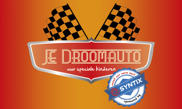 JeDroomauto initiative - Limburg Charity - Curbstone Track Events - Syntix Innovative Lubricants