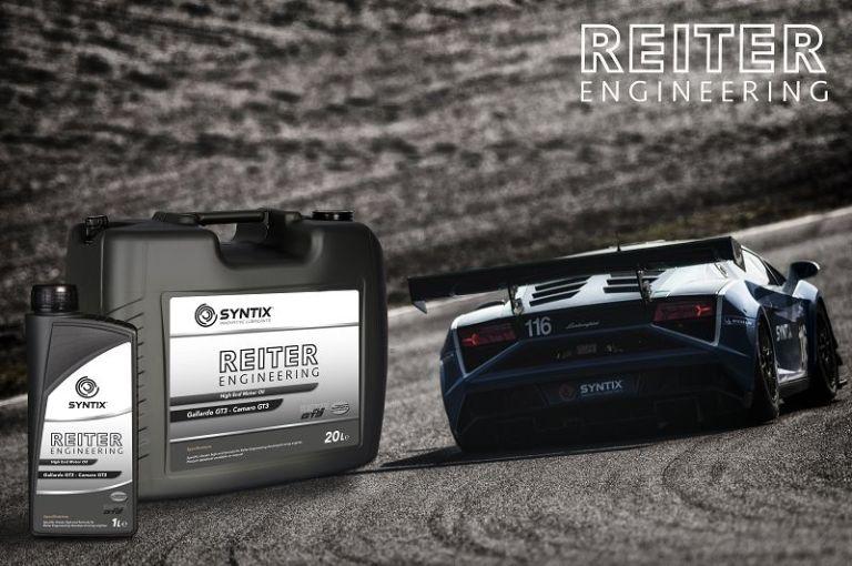 Reiter Engineering Motor-oil 2