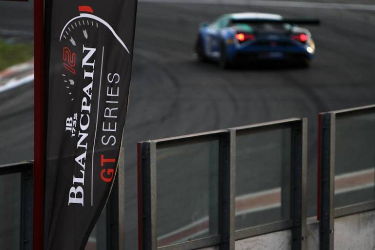 Blancpain GT Series - Syntix Lamborghini Gallardo GT3