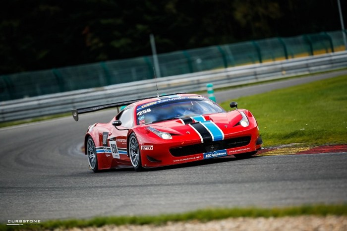 Ferrari 458 GT3 Curbstone - Super Challenge GT - Ester Nano 5w40